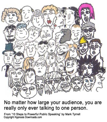 Hypnotize Your Audience