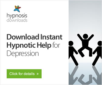 Hypnosis download for help with depression