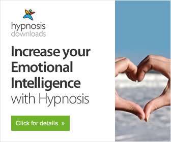 Hands making the shape of a heart for hypnosis