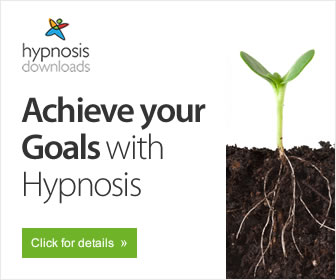 Hypnosis for achieving goals logo