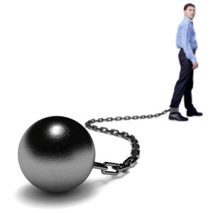 The ball and chain
