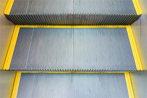 Fear of Escalators