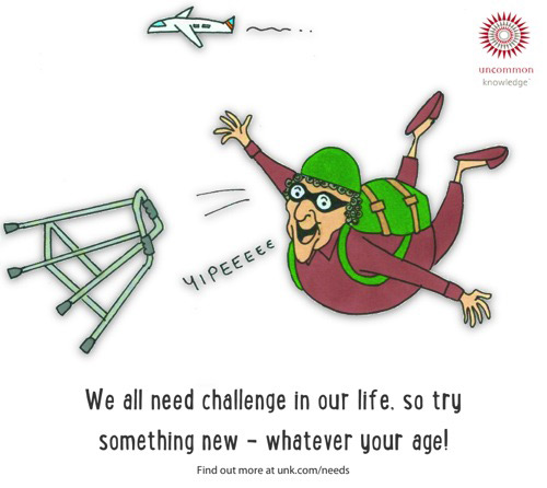 The Need for Challenge and Creativity