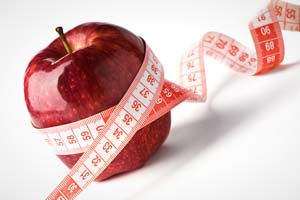 Weight Loss by Healthy Eating