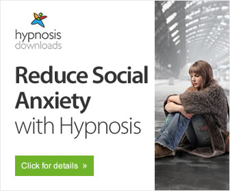 hypnosis for social anxiety banner