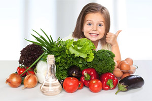 Kids - Eat Healthy