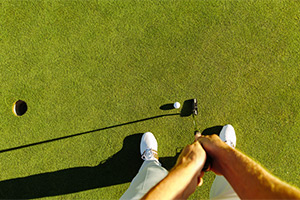 Golf - Putting